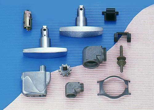 Hardware parts for Aluminum/Zinc Alloy Die-casting